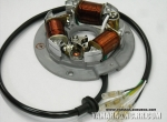 RT-1 DT-1 Magneto Stator Ignition Advance