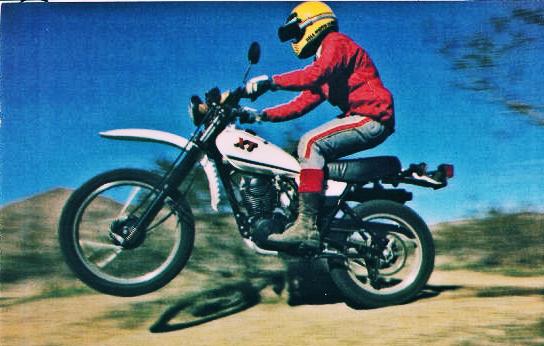 """New Road Test"" - Yamaha XT250G"