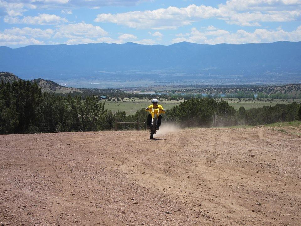 Riding Colorado- 2014