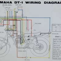 68 DT1 Color Wiring Diagram
